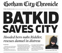 batkid GC Chronicle
